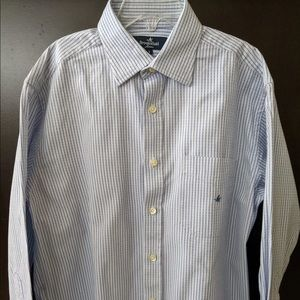 Brooksfield jr button down shirt, size 8